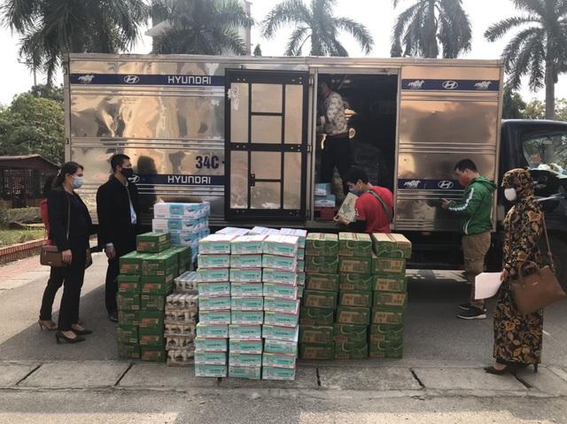 Nestlé Việt Nam sát cánh cùng tuyến đầu phòng chống đại dịch - Ảnh 1.