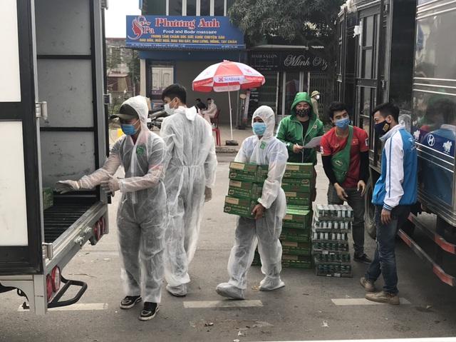 Nestlé Việt Nam sát cánh cùng tuyến đầu phòng chống đại dịch - Ảnh 3.