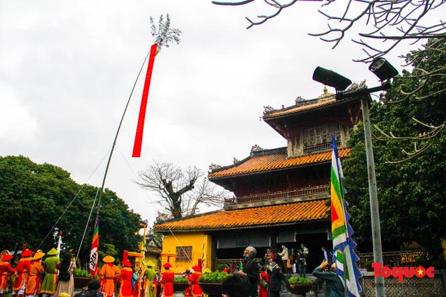 Không tổ chức các chương trình nghệ thuật Tết Tân Sửu tại Hoàng Cung Huế - Ảnh 1.
