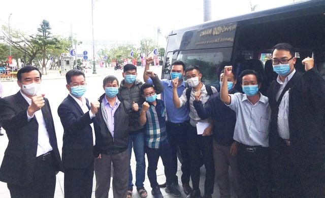 Đoàn y, bác sĩ Đà Nẵng lên đường chi viện cho Gia Lai truy vết, xử lý dịch Covid-19 - Ảnh 3.