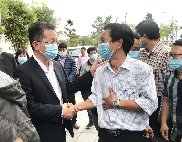 Đoàn y, bác sĩ Đà Nẵng lên đường chi viện cho Gia Lai truy vết, xử lý dịch Covid-19 - Ảnh 2.