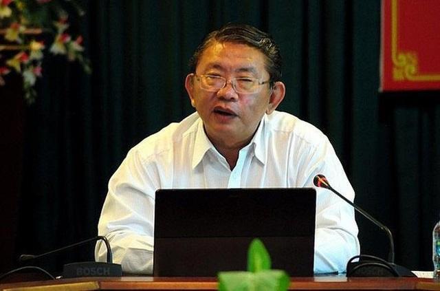Nguyên Giám đốc Sở Khoa học và công nghệ tỉnh Đồng Nai bị khởi tố - Ảnh 1.