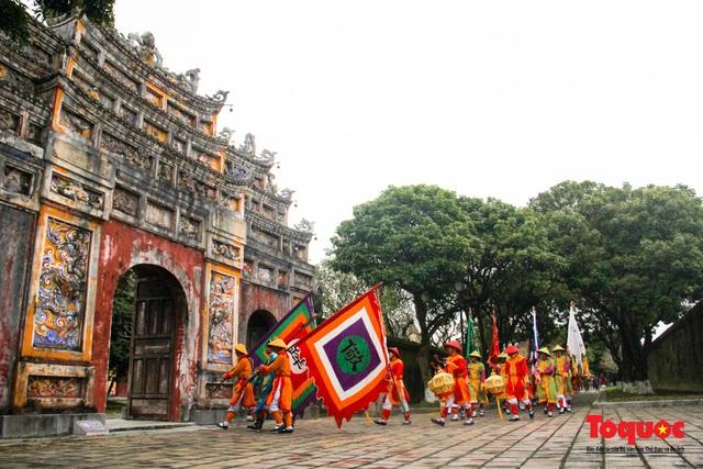 Lễ Tiến xuân, một nghi lễ thể hiện tinh thần trọng nông của triều Nguyễn - Ảnh 1.