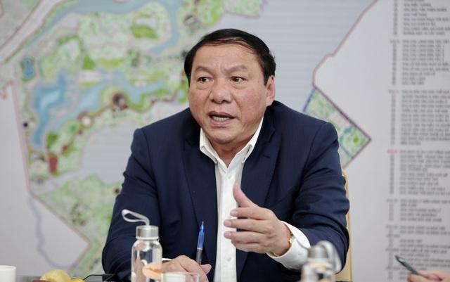 Thứ trưởng Nguyễn Văn Hùng: Lãnh đạo cần phát huy cao độ tinh thần trách nhiệm, nêu gương, sâu sát trong công việc, quyết liệt hành động, khát vọng cống hiến - Ảnh 1.