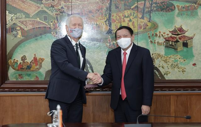 Thúc đẩy hợp tác VHTTDL giữa Việt Nam - Thụy Sỹ  - Ảnh 4.