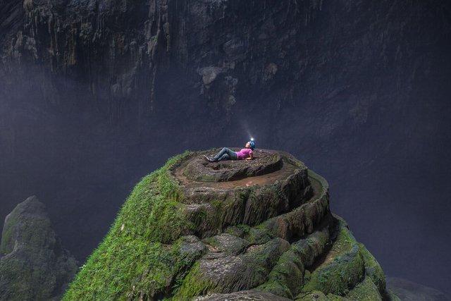 Tour thám hiểm hang Sơn Đoòng kín khách năm 2021 - Ảnh 1.
