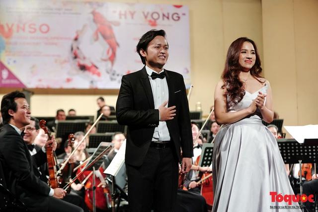 """Vô vàn cảm xúc trong buổi hoà nhạc """"Hy Vọng"""", mở màn mùa diễn 2021 - Ảnh 3."""