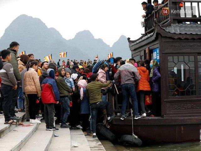 Sở VHTTDL Hà Nam yêu cầu thực hiện tốt 5K về phòng chống dịch tại chùa Tam Chúc - Ảnh 3.