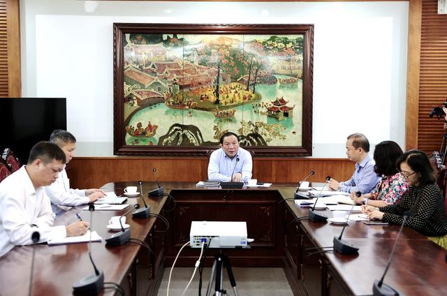 Chiến lược phát triển văn hóa đến năm 2030 phải thể hiện khát vọng xây dựng đất nước hùng cường - Ảnh 2.