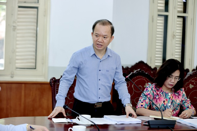 Chiến lược phát triển văn hóa đến năm 2030 phải thể hiện khát vọng xây dựng đất nước hùng cường - Ảnh 3.