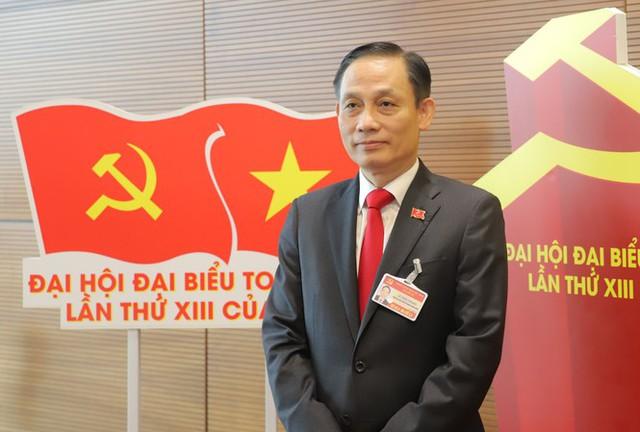 Bộ Chính trị phân bổ nhiệm ông Lê Hoàng Trung làm Trưởng Ban Đối ngoại Trung ương - Ảnh 1.