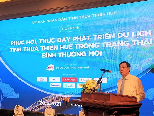Thừa Thiên Huế bàn cách phục hồi, phát triển du lịch trong trạng thái bình thường mới - Ảnh 3.