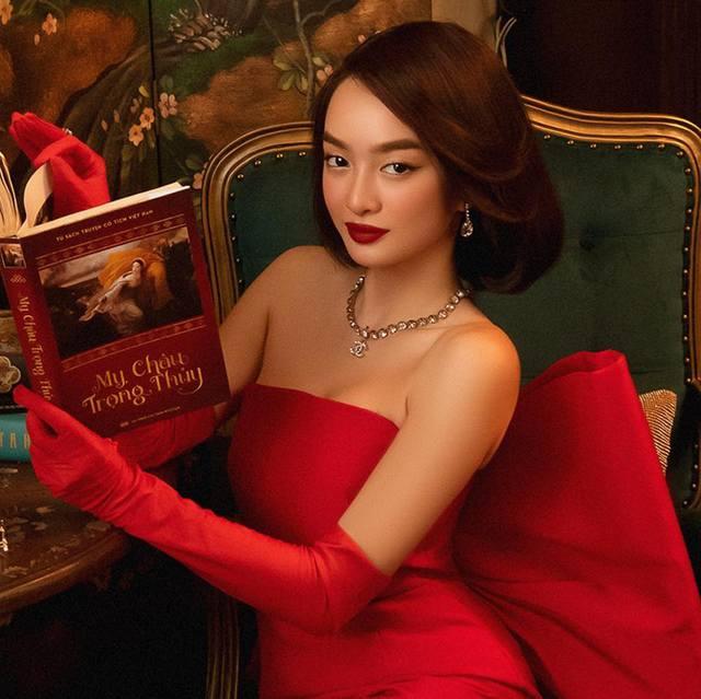 """Kaity Nguyễn: """"Ngồi đánh giá lại các nhân vật của mình thực sự rất khó khăn"""" - Ảnh 1."""