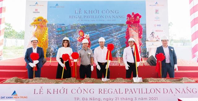 Đất Xanh Miền Trung  ngày đêm xây dựng dự án, đảm bảo tiến độ và chất lượng đạt chuẩn quốc tế - Ảnh 3.