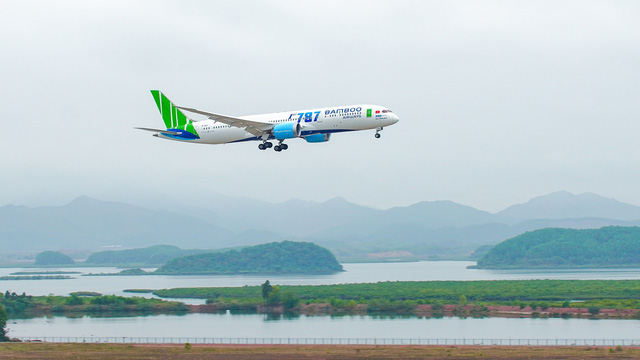 Bamboo Airways được cấp slot bay thẳng đến London ngay từ tháng 5 tới - Ảnh 1.