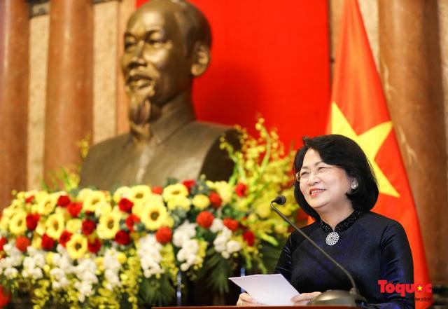 Trao quyết định ông Lê Khánh Hải giữ chức vụ Chủ nhiệm Văn phòng Chủ tịch nước  - Ảnh 5.