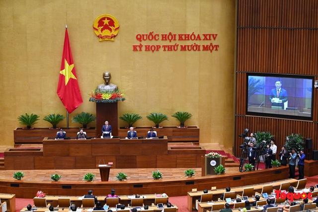 Nhiều đại biểu kỳ vọng vào tân Chủ tịch Quốc hội Vương Đình Huệ - Ảnh 2.