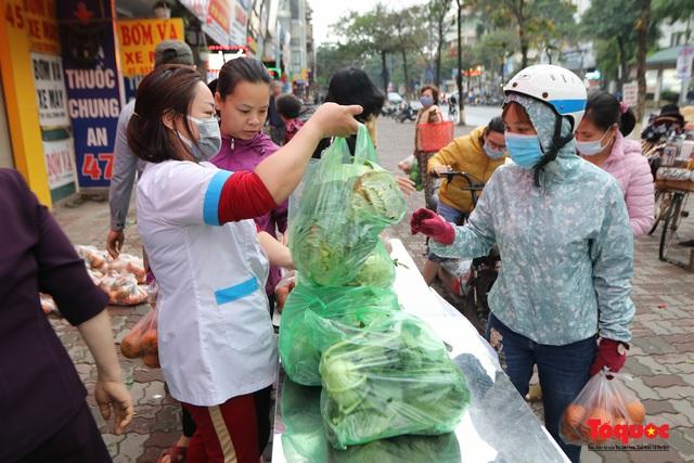 """""""Giải cứu"""" nông sản Hà Giang và Hải Dương, phát miễn phí đến bệnh nhân, người lao động nghèo - Ảnh 8."""