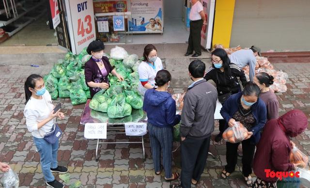 """""""Giải cứu"""" nông sản Hà Giang và Hải Dương, phát miễn phí đến bệnh nhân, người lao động nghèo - Ảnh 11."""