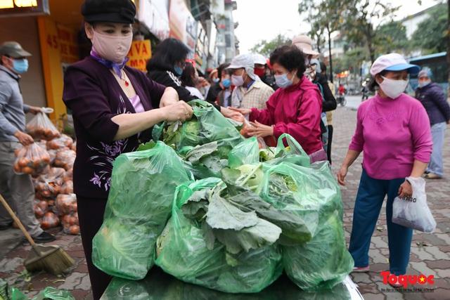 """""""Giải cứu"""" nông sản Hà Giang và Hải Dương, phát miễn phí đến bệnh nhân, người lao động nghèo - Ảnh 5."""