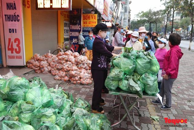 """""""Giải cứu"""" nông sản Hà Giang và Hải Dương, phát miễn phí đến bệnh nhân, người lao động nghèo - Ảnh 1."""