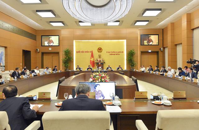 Ngày 15/3, UBTVQH sẽ cho ý kiến về nhân sự trình Quốc hội  - Ảnh 1.