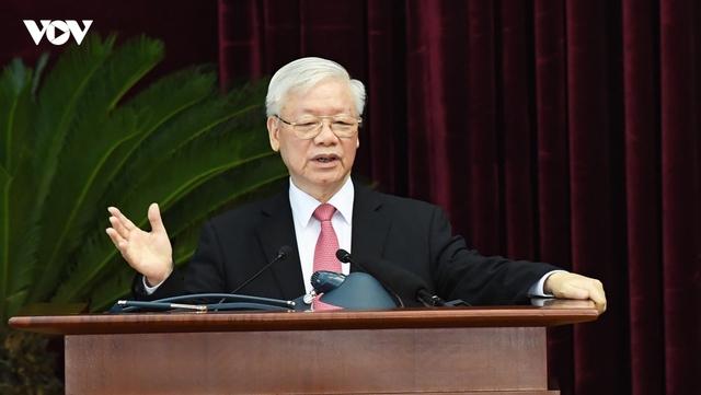 Khai mạc Hội nghị Trung ương 2: Bộ Chính trị trình phương án nhân sự chủ chốt - Ảnh 1.