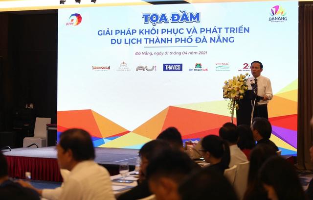 Du lịch Đà Nẵng tìm giải pháp khôi phục và phát triển trong năm 2021 - Ảnh 1.