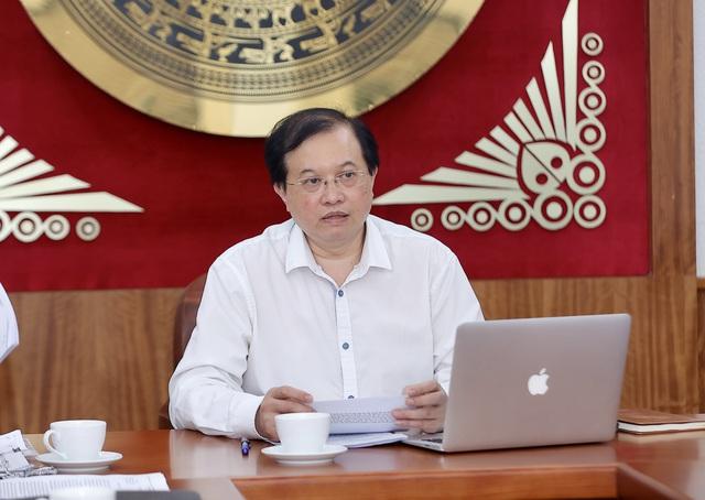 Thứ trưởng Tạ Quang Đông: Sớm giải quyết những tồn đọng tại Học viện Múa Việt Nam trên tinh thần đảm bảo quyền lợi cho học sinh - Ảnh 1.