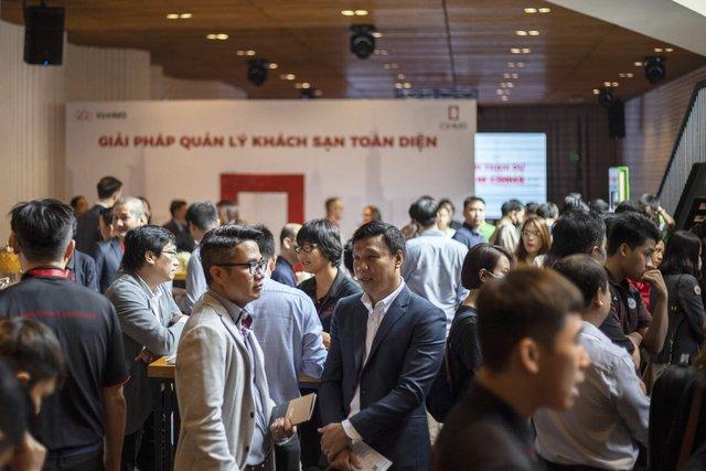 Vingroup ra mắt bộ giải pháp chuyển đổi số quản lý khách sạn toàn diện CiHMS - Ảnh 2.
