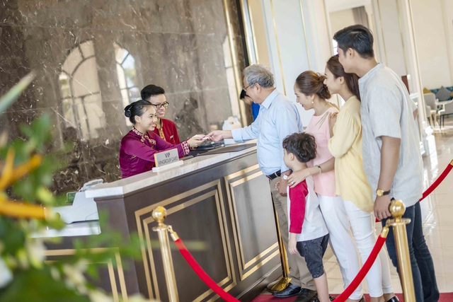 Vingroup ra mắt bộ giải pháp chuyển đổi số quản lý khách sạn toàn diện CiHMS - Ảnh 3.