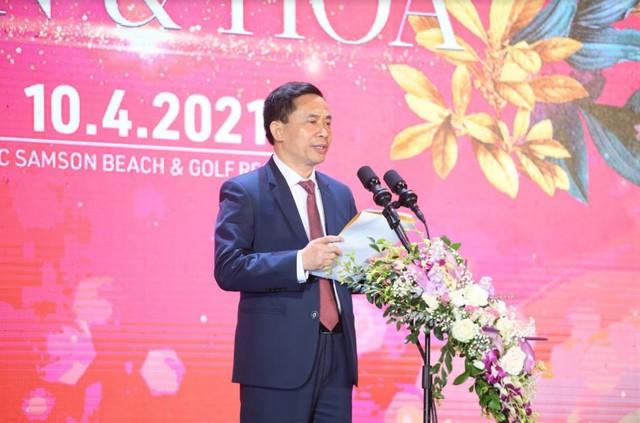 Đêm nghệ thuật khai mạc lễ hội hoa FLC Sầm Sơn thu hút hàng vạn du khách - Ảnh 4.