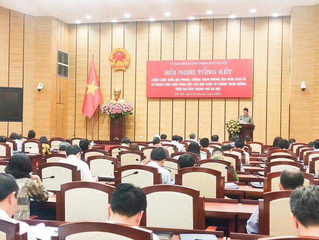 Hà Nội: Đang điều tra 35 vụ và 26 bị can liên quan đến tham nhũng - Ảnh 1.