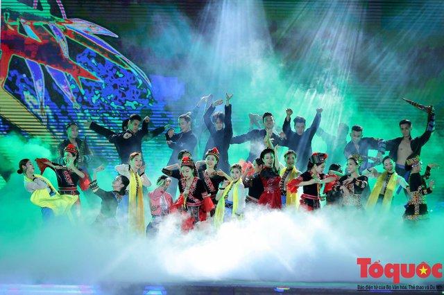 """""""Văn hóa các dân tộc – Hội tụ và phát triển"""" chào mừng Ngày Văn hóa các dân tộc Việt Nam 2021 - Ảnh 6."""