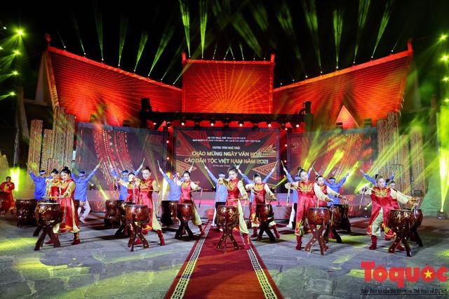 """""""Văn hóa các dân tộc – Hội tụ và phát triển"""" chào mừng Ngày Văn hóa các dân tộc Việt Nam 2021 - Ảnh 3."""