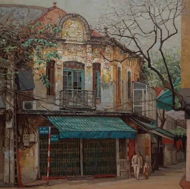 """60 nghệ sĩ triển lãm """"Gieo tổ ấm"""" quyên góp xây nhà cho người nghèo Quảng Nam - Ảnh 2."""