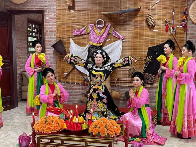 Trưng bày 30 loại nhạc cụ truyền thống tiêu biểu của các dân tộc Việt Nam - Ảnh 9.