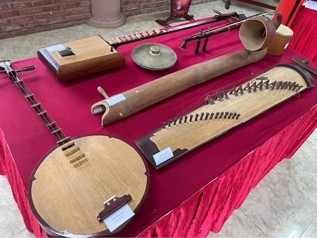 Trưng bày 30 loại nhạc cụ truyền thống tiêu biểu của các dân tộc Việt Nam - Ảnh 5.