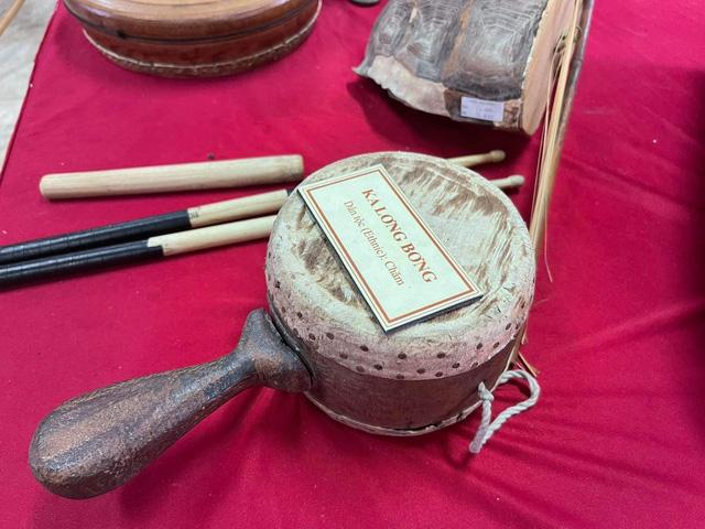 Trưng bày 30 loại nhạc cụ truyền thống tiêu biểu của các dân tộc Việt Nam - Ảnh 6.