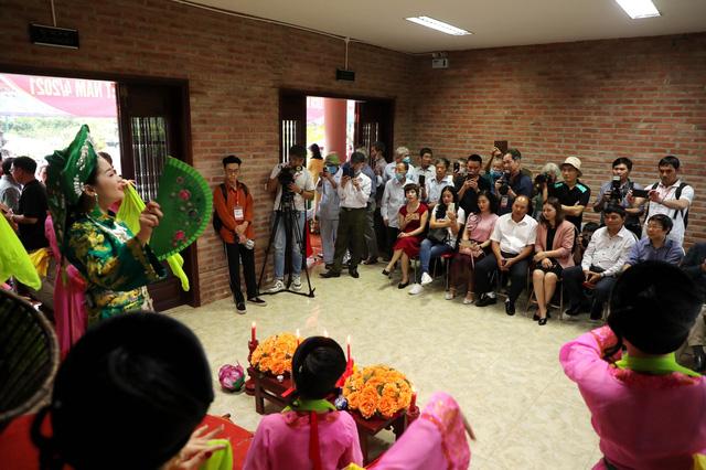 Trưng bày 30 loại nhạc cụ truyền thống tiêu biểu của các dân tộc Việt Nam - Ảnh 10.