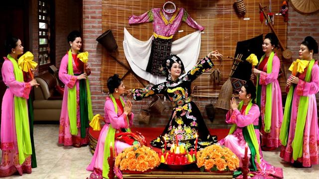 Trưng bày 30 loại nhạc cụ truyền thống tiêu biểu của các dân tộc Việt Nam - Ảnh 8.