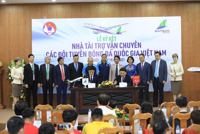 ĐT Việt Nam sẽ có chuyến bay thẳng tới UAE dự vòng loại World Cup 2022 - Ảnh 2.