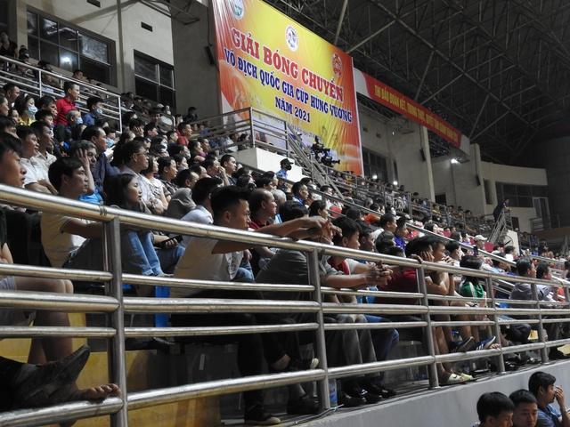Phú Thọ: Khai mạc giải bóng chuyền vô địch Quốc gia - Cúp Hùng Vương 2021 - Ảnh 6.