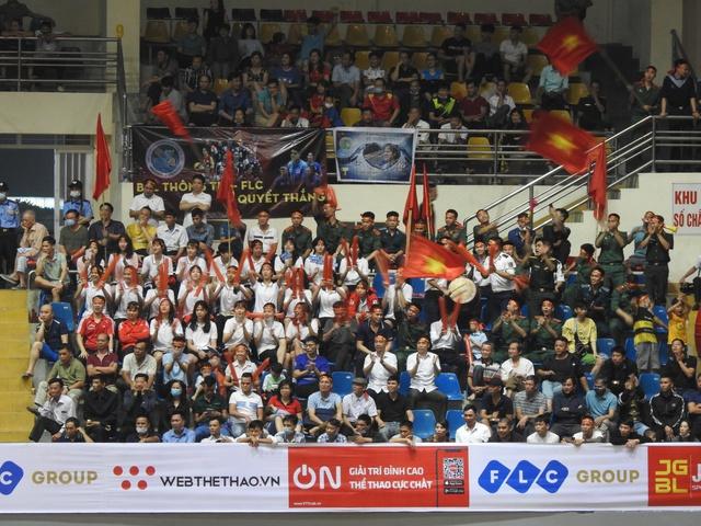 Phú Thọ: Khai mạc giải bóng chuyền vô địch Quốc gia - Cúp Hùng Vương 2021 - Ảnh 7.