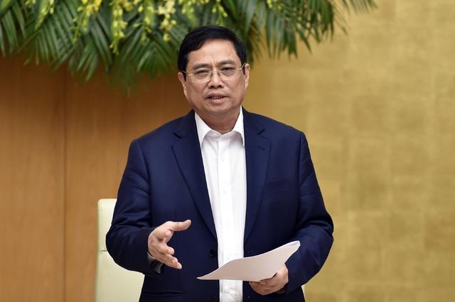 Thủ tướng: Ngân hàng Nhà nước phải kiểm soát tín dụng vào lĩnh vực rủi ro như bất động sản, chứng khoán - Ảnh 1.