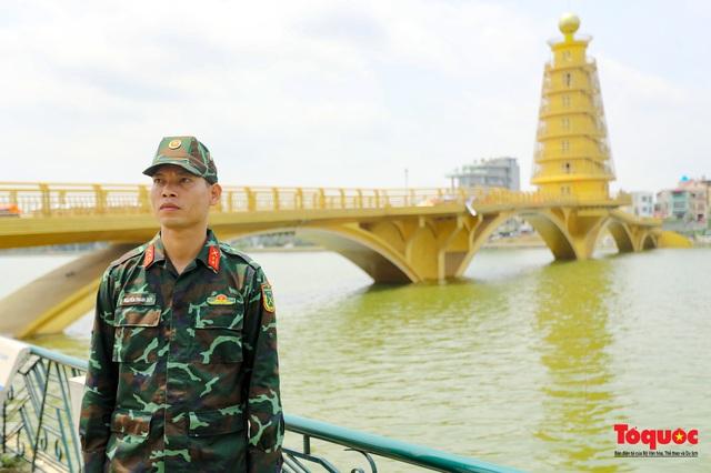 Cận cảnh trận địa pháo hoa kỷ niệm lễ Giỗ tổ Hùng Vương (10.3 Âm lịch) - Ảnh 13.