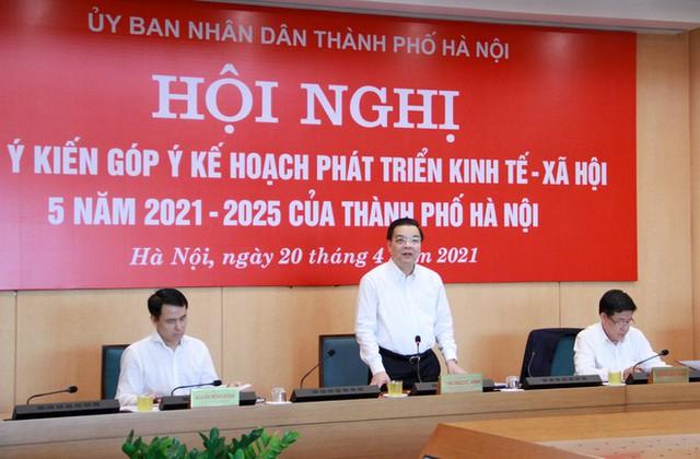 Chủ tịch Hà Nội: Cải tạo chung cư cũ là nhiệm vụ hàng đầu, quyết tâm thực hiện bằng được trong nhiệm kỳ - Ảnh 1.
