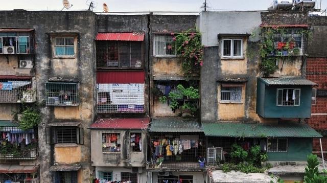 Cải tạo chung cư cũ ở Hà Nội: Cần giải quyết hài hòa lợi ích Nhà nước - Người dân - Doanh nghiệp - Ảnh 1.