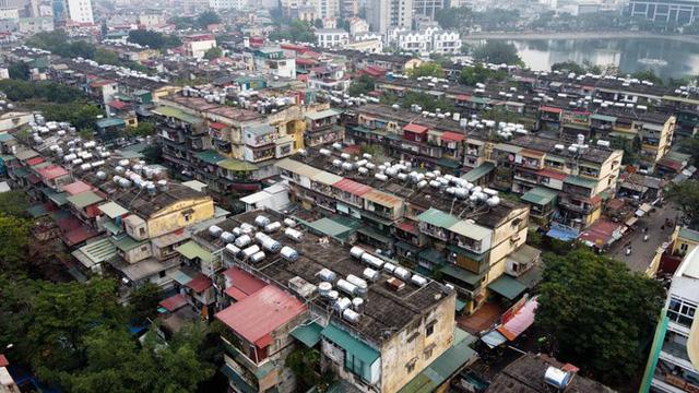 Từ câu chuyện cải tạo chung cư cũ: Phải xây dựng Luật chung cư - Ảnh 1.