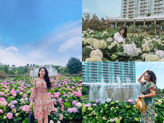 """Sầm Sơn đón hàng vạn khách check-in tháng 4 trong không khí lễ hội """"Vũ khúc Biển và Hoa"""" - Ảnh 3."""